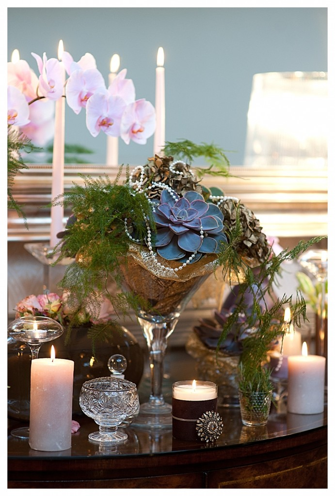 Eclectic Vintage Glamour