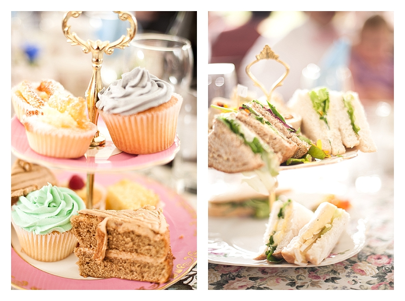 An Uber Cool Vintage Tea Party Wedding With A Touch Of Festival And