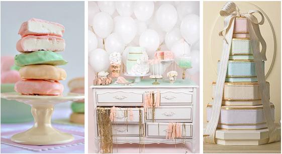 Platinum Pastel | Wedding Inspiration