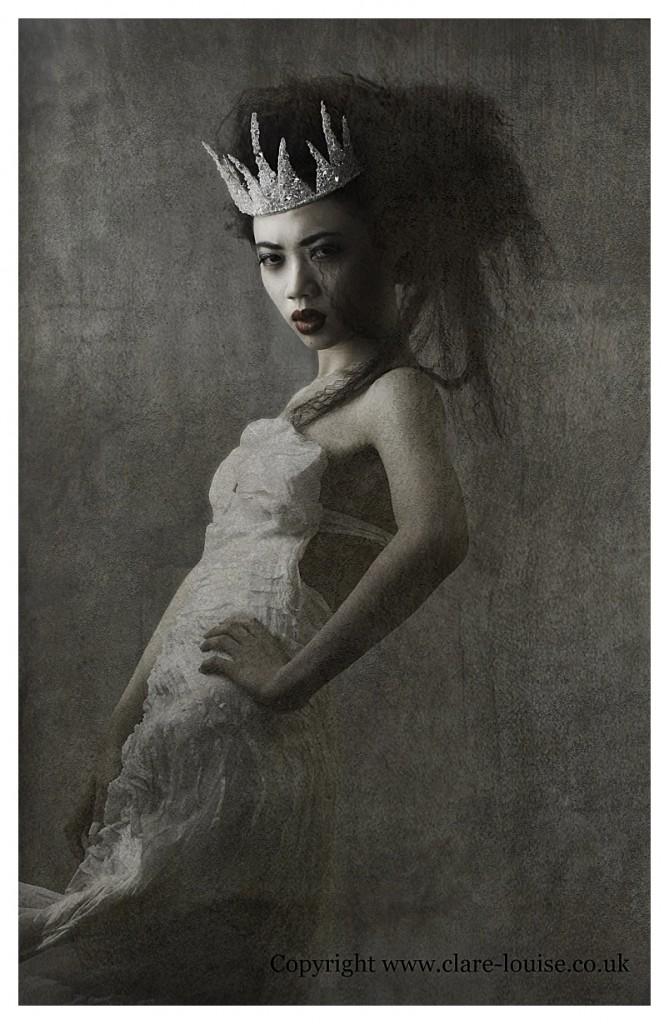 Four seasons drama ~ bridal tiara from Tiararama