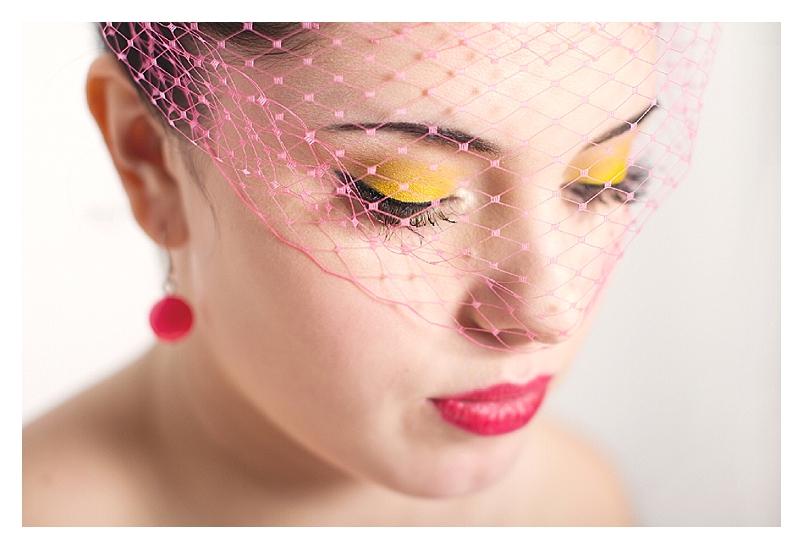 Sneak peek… Neon love ~ a colour pop inspired bridal shoot