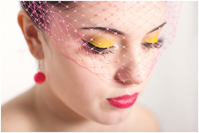 Neon wedding inspiration | a colour pop inspired bridal shoot!!
