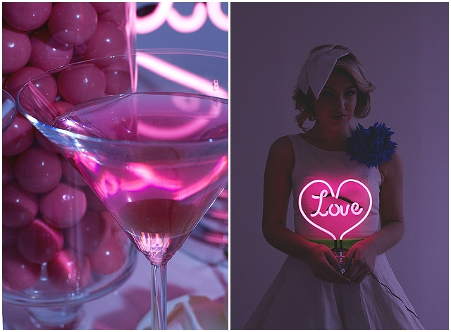 Neon Color Pop! Neon Wedding Inspiration