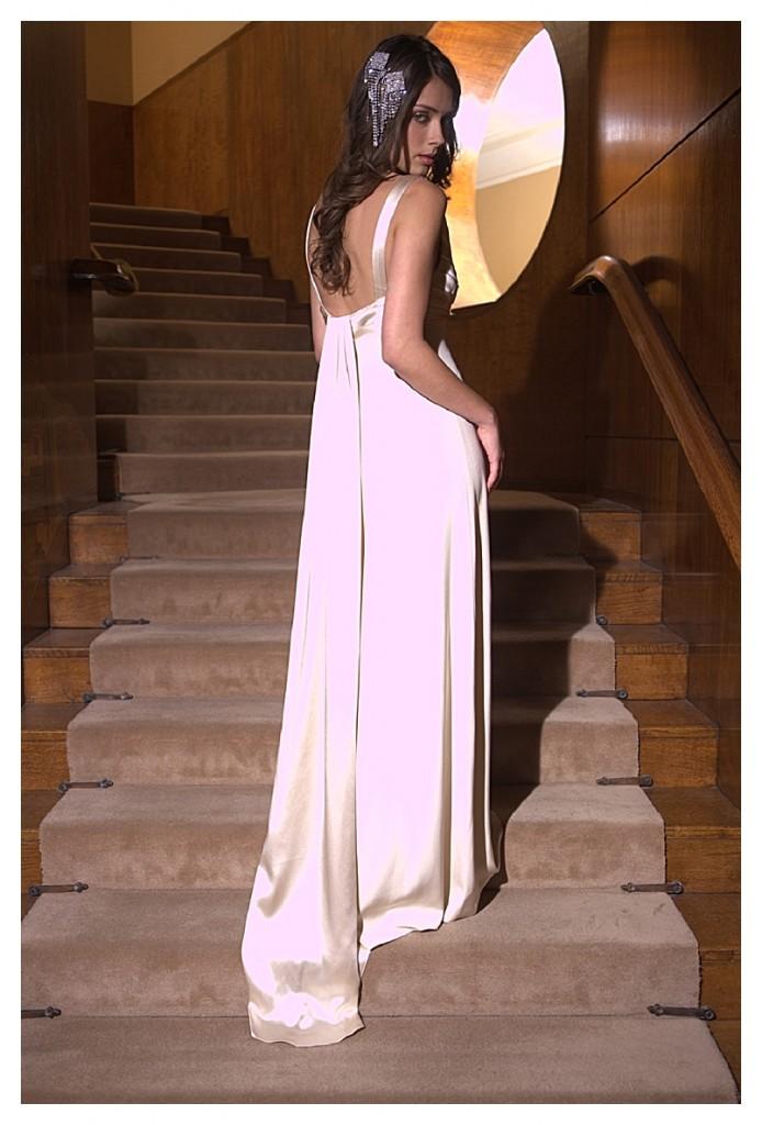 Loie ~ Sabina Motasem Bridal