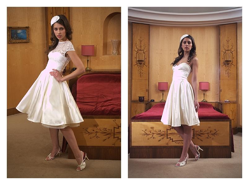 Yvette ~ Sabina Motasem Bridal