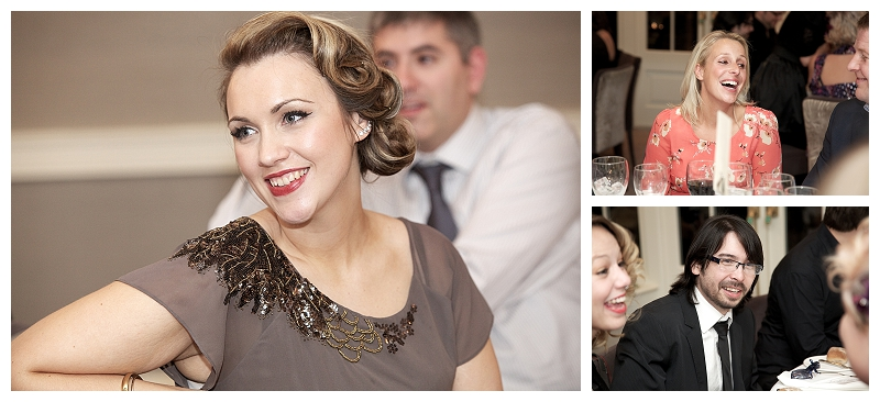 A winters tale! A vintage jewish wedding with touches of silver, navy and white
