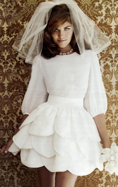 Modern 60s Bride ~ Bridal Fitness