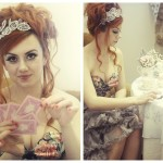 Alice's adventures in wonderland... a mad tea party styled shoot