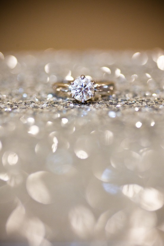 Engagement Ring ~ Get your sparkle on