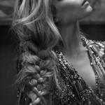 Fishtail braid ~ DIY wedding hair!