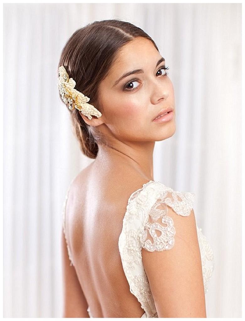 Jannie Baltzer 2012 couture headpiece collection