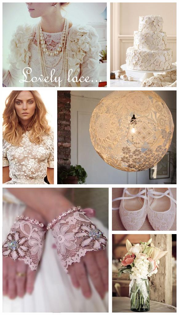 Lovely Lace | Bridal Inspiration