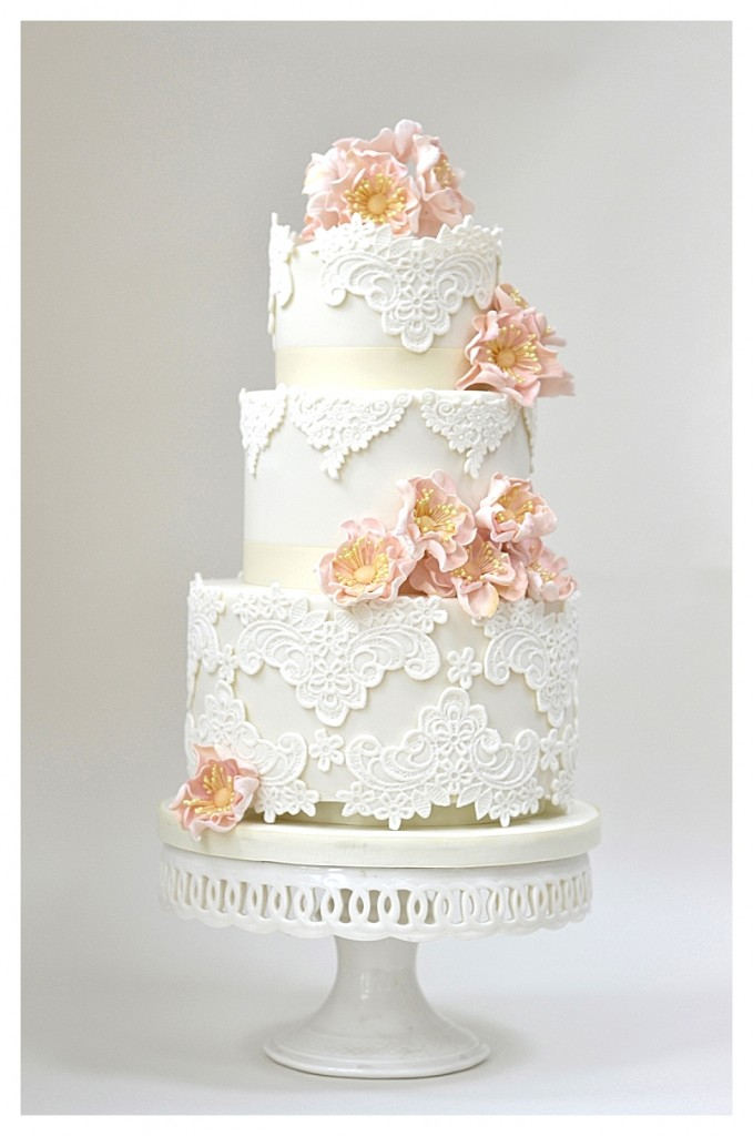 Design Your Own Wedding Cake Uk : Rosalind Miller Wedding Cakes - UK Wedding Blog ...