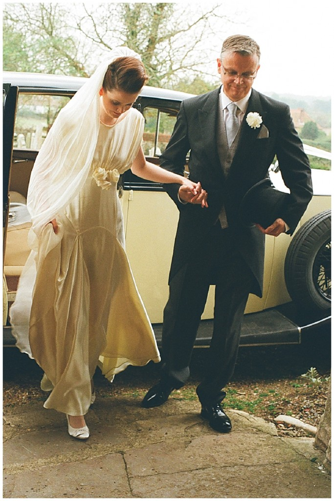 An elegant, eclectically vintage styled wedding with art deco influences