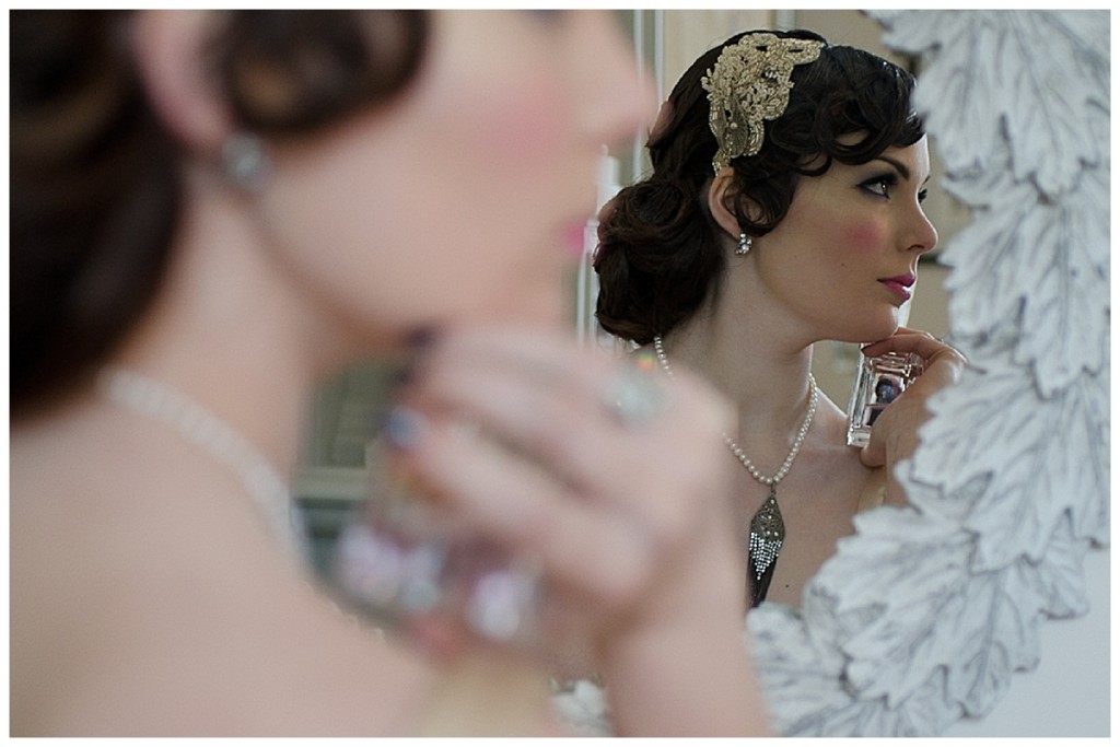Oooh la la qui? The french styled bridal shoot ~ vintage glam