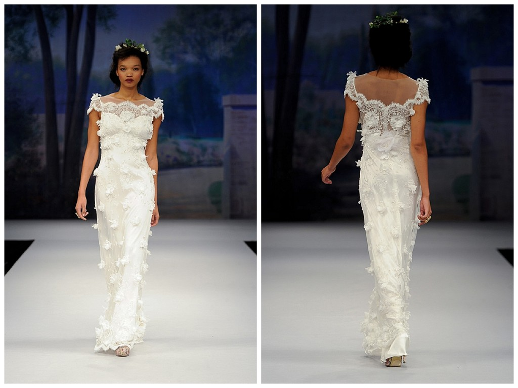 The exquisite spring 2012 ~ Claire Pettibone bridal collection