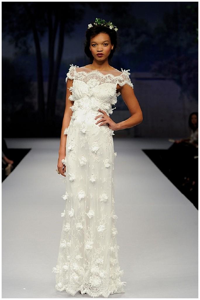 The exquisite spring 2012 ~ Claire Pettibone bridal collecti
