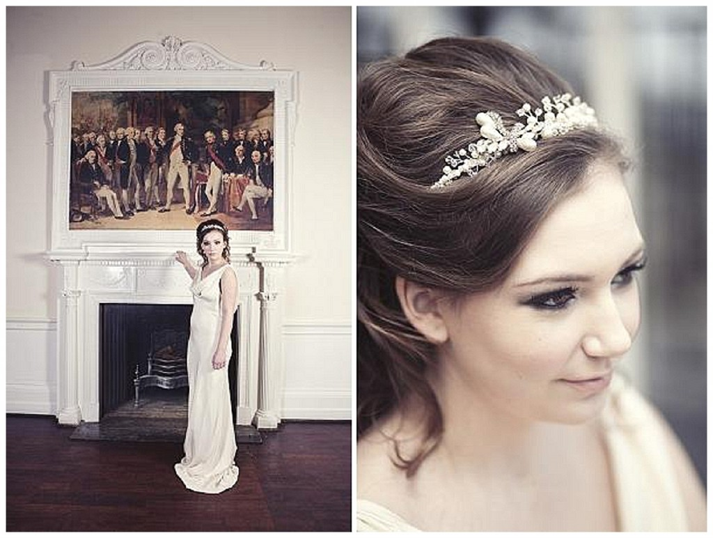 A modern, vintage styled bridal shoot with a dreamy feel...