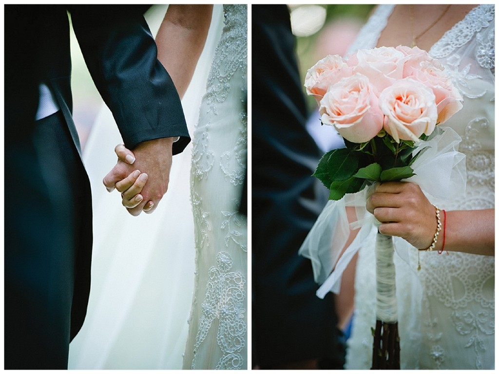 Santiago love: a picturesque garden wedding