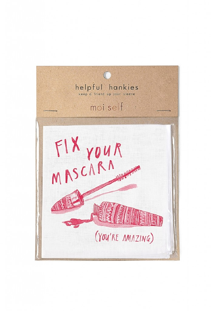 Moi Self ~ Gifts for bridesmaids ~ Fix Your Mascara., You're Amazing