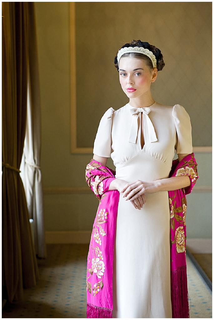 A quirky, colourful Friedo Kahlo shoot ~ bridal inspiration {zoe Lem & Tatty Divine}