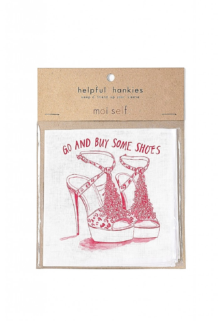 Moi Self ~ Gifts for bridesmaids ~ Go And Buy Some Shoes
