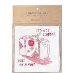 Moi Self ~ Gifts for bridesmaids ~ It's Not Goodbye, Just Au Revoir!