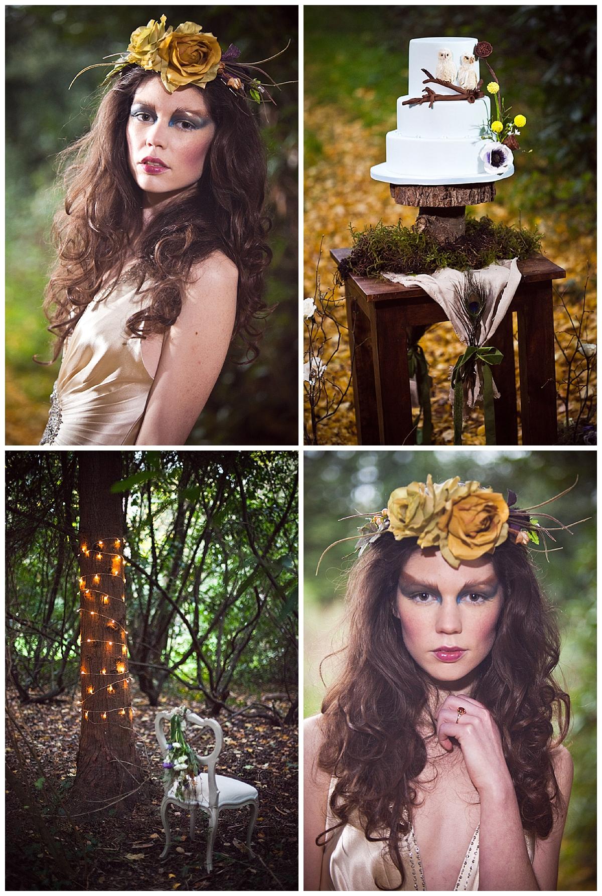 Whimsical Woodland: Styled Wedding Inspiration