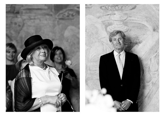 Wed in Prague: a relaxed city wedding with a pretty bohemian vibe