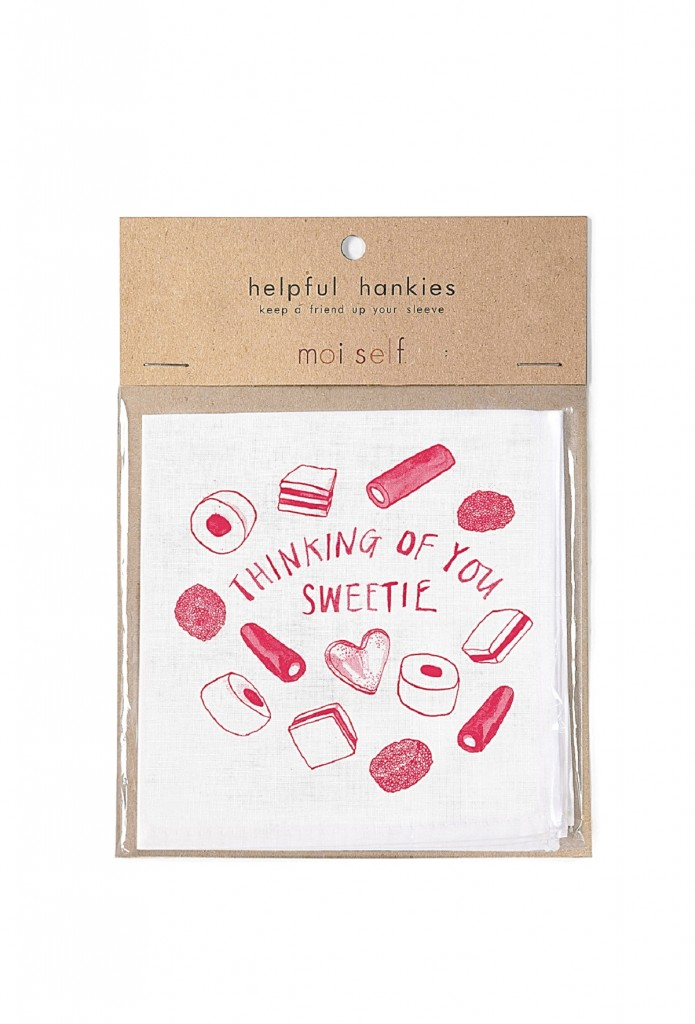 Moi Self ~ Gifts for bridesmaids ~ Thinking of You Sweetie