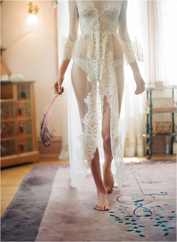 The Ultimate Bridal Lingerie: Heirloom by Claire Pettibone (lascala)