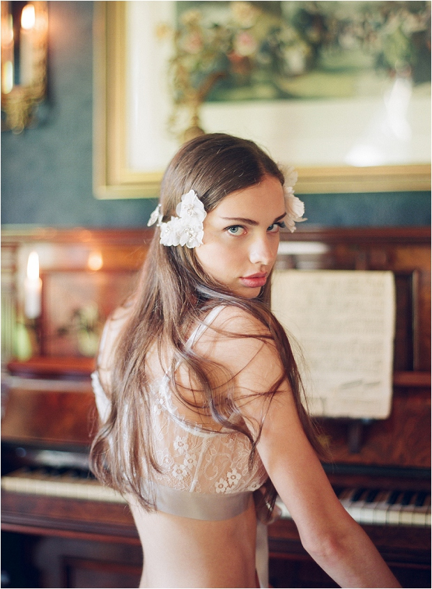 The Ultimate Bridal Lingerie: Heirloom by Claire Pettibone (leighton)