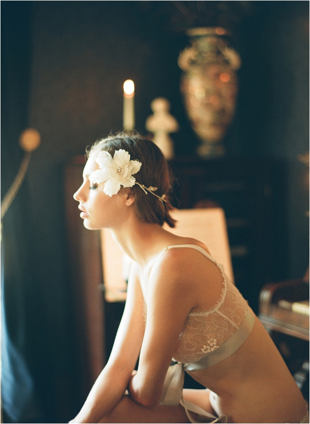 leighton - The Ultimate Bridal Lingerie: Heirloom by Claire Pettibone