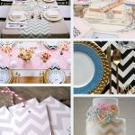 Chevron Love! Wedding Inspiration & Ideas