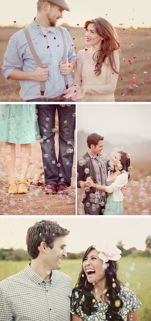 Awesome Spring Engagement Picture Outfit Ideas Collections