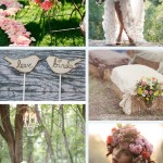 Outdoor in light wedding inspiration ~ outdoor wedding