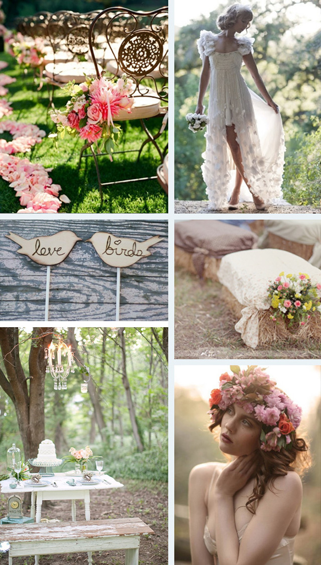 Beautiful Outdoor | Wedding Inspiration
