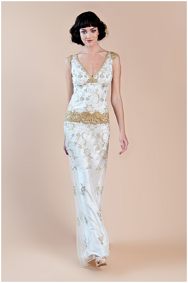 'Windsor Rose China' Fall 2012 inspiration ~ Claire Pettibone, Deauville