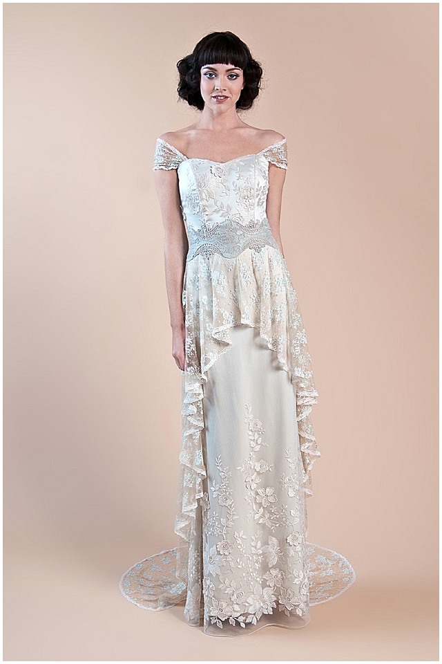 'Windsor Rose China' Fall 2012 inspiration ~ Claire Pettibone, Hazel