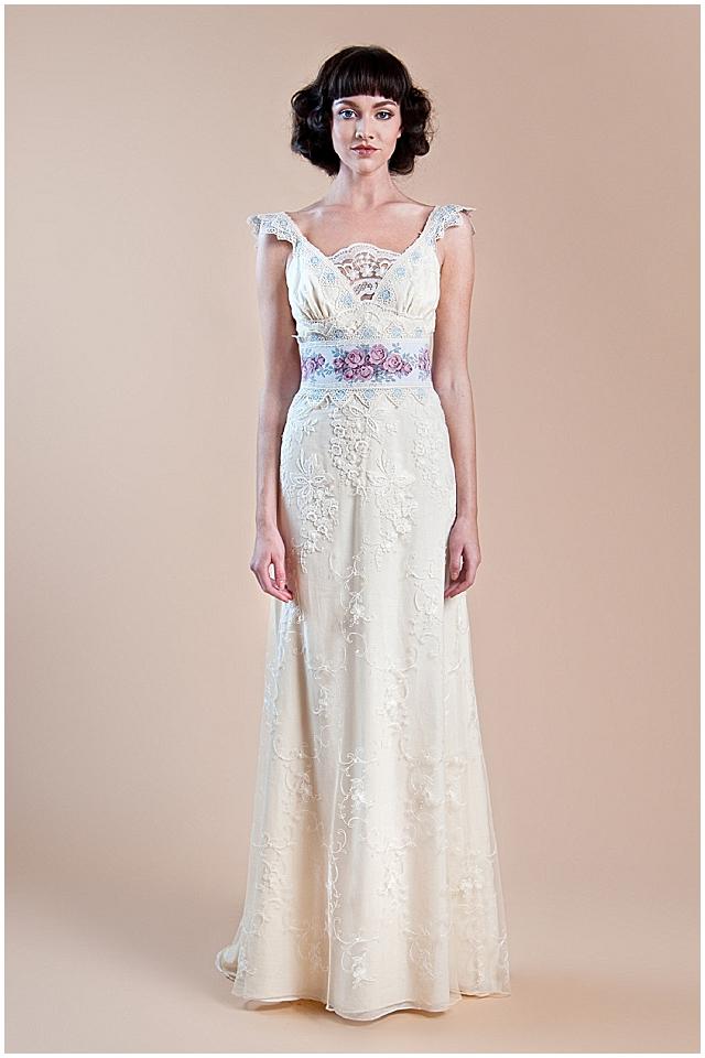'Windsor Rose China' Fall 2012 inspiration ~ Claire Pettibone, Waverly