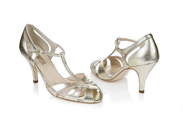 Rachel Simpson Wedding Shoes ~ New Collection