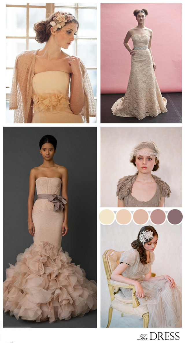 Blush & Taupe | Wedding Inspiration