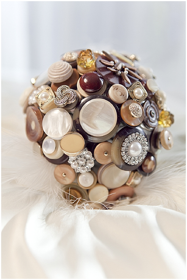 Beaubuttons button bouquets ~ Coco LA