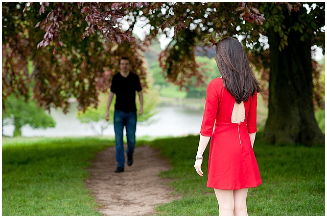 Hampstead Heath | Love Shoot Engagement Shoot Ideas