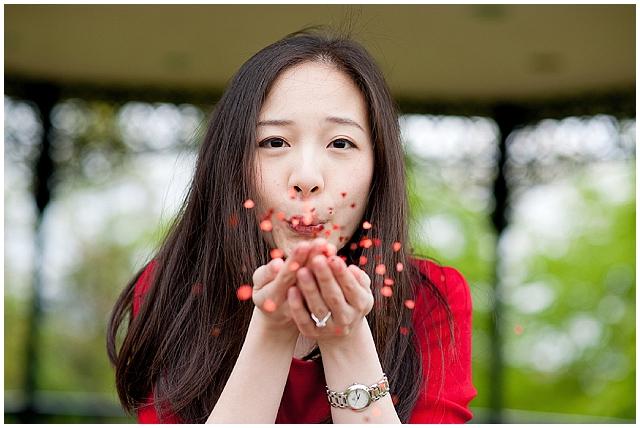 Hampstead heath love shoot! Engagement Shoot Ideas