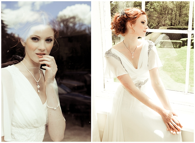 Want That Wedding Vendor: Rose & Aster | Glamorous Vintage / Modern Wedding Jewellery & Accessories