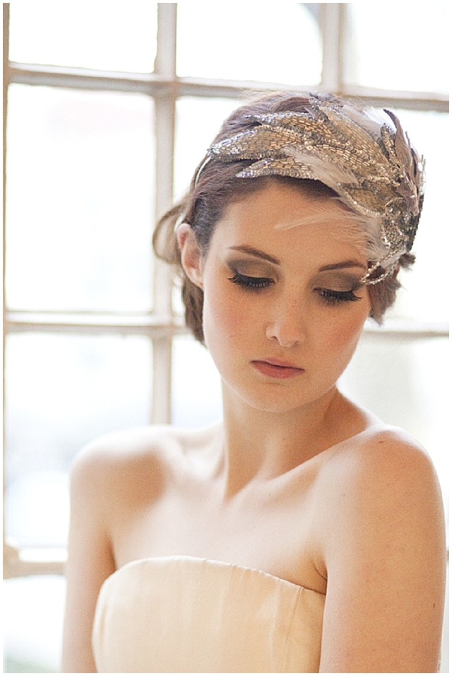 Victoria Mary Vintage: French Couture Inspired Headdresses | Millésime Collection
