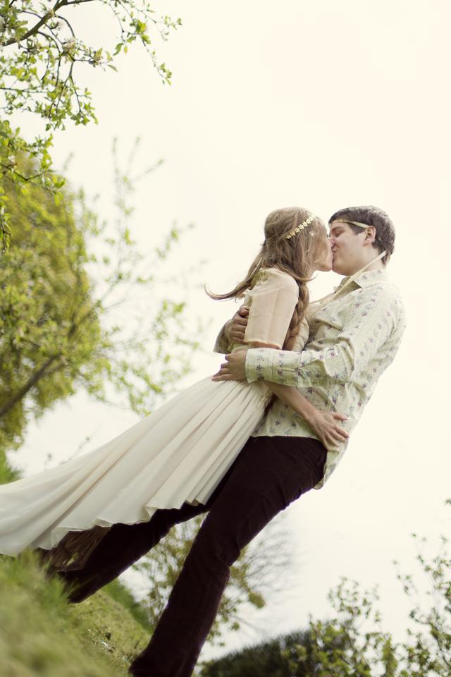 Aspirational wedding photography ~ catwalk weddings