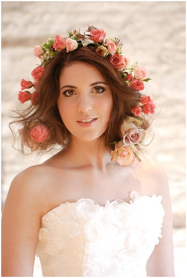 English Summer Wedding Inspiration ~ Summer Berries