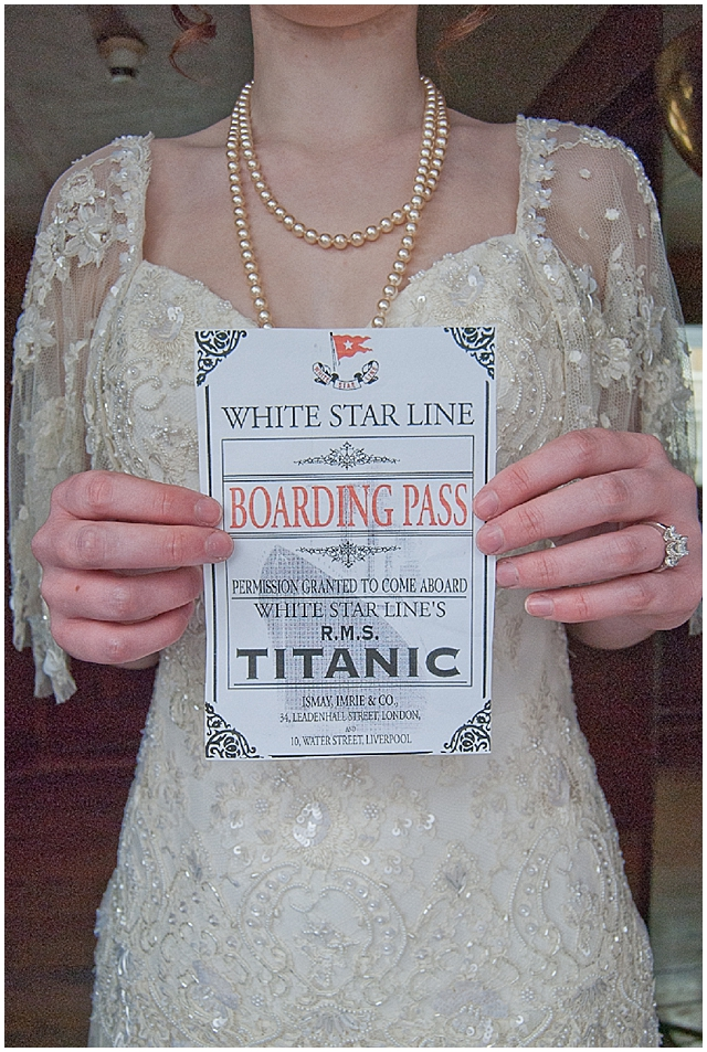 Titanic Love Shoot
